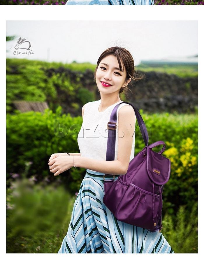 Balo nữ Hàn Quốc Binnitu WG7728