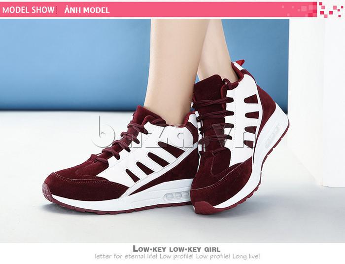 Giày thể thao nữ Wadnaso sànhd điệu