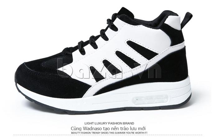 Giày thể thao nữ Wadnaso phối màu