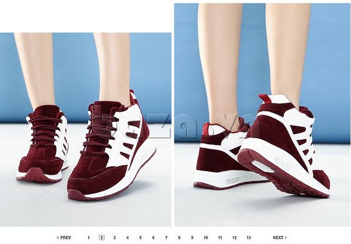 Giày thể thao nữ Wadnaso thời trang