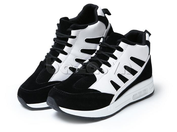 Giày thể thao nữ Wadnaso đen trắng