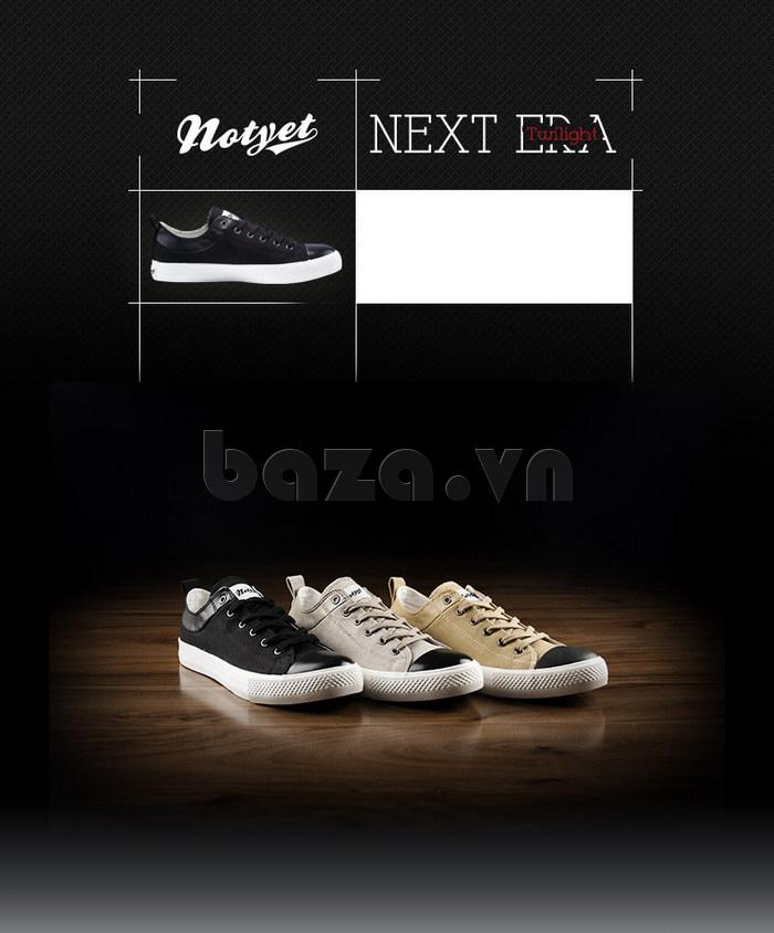 Giày vải nam Notyet NY-LD3204 sang trọng và tinh tế