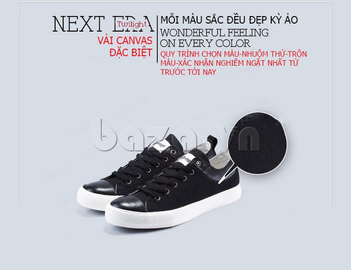 Giày vải nam Notyet NY-LD3204 có nhiều màu để bạn lựa chọn