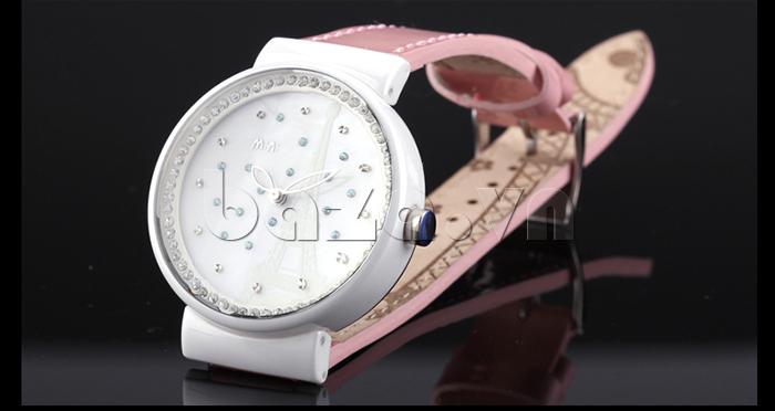 Đồng hồ nữ Mini Kinh đô ánh sáng lấp lánh vẻ đẹp thời trang
