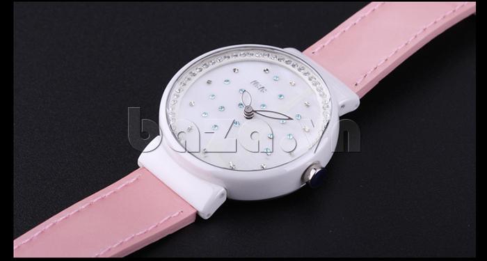 Đồng hồ nữ Mini Kinh đô ánh sáng càng nhìn càng đáng yêu