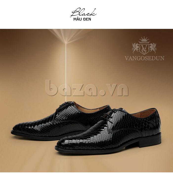 Giày da nam VANGOSEDUN Y1012 làm nên thương hiệu