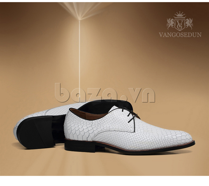 Giày da nam VANGOSEDUN Y1012 thời trang trẻ trung