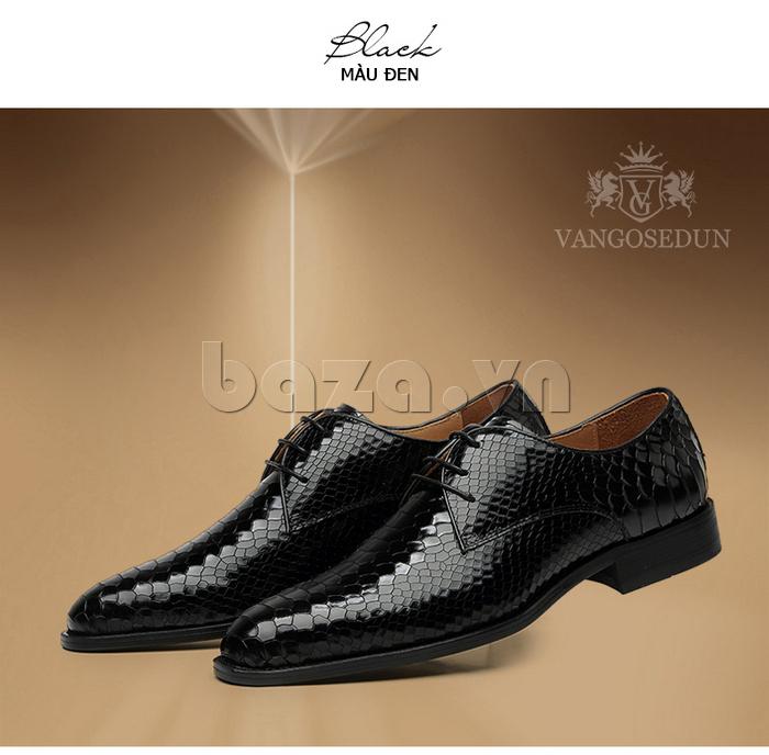 Giày da nam VANGOSEDUN Y1012 thời trang công sở