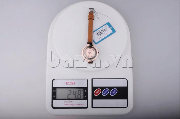 Đồng hồ nữ Julius JA-680 độ bền bỉ cao