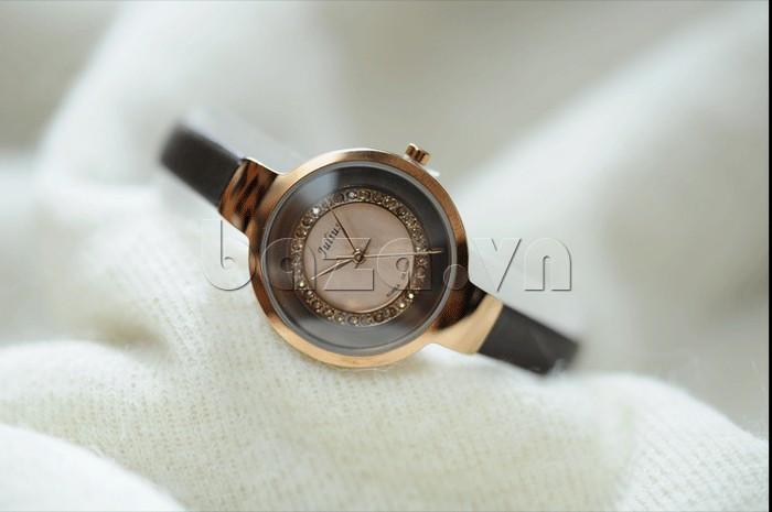 Đồng hồ nữ Julius JA-680 vẻ đẹp cuốn hút ai cũng phải ngước nhìn