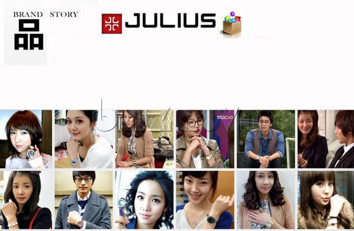 Đồng hồ nữ Julius JA-680 đồng hồ nữ hàng hiệu