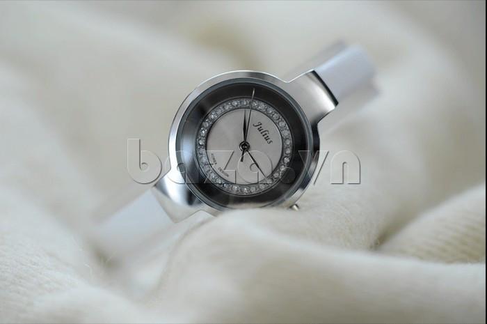 Đồng hồ nữ Julius JA-680 sang trọng, quý phái