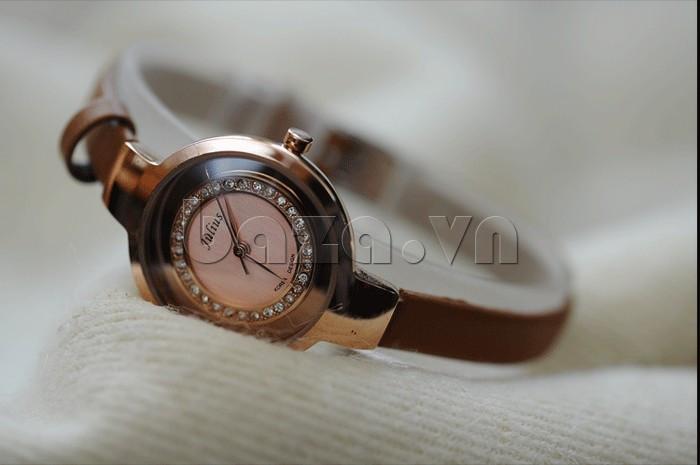 Đồng hồ nữ Julius JA-680 luôn đồng hành cùng bạn