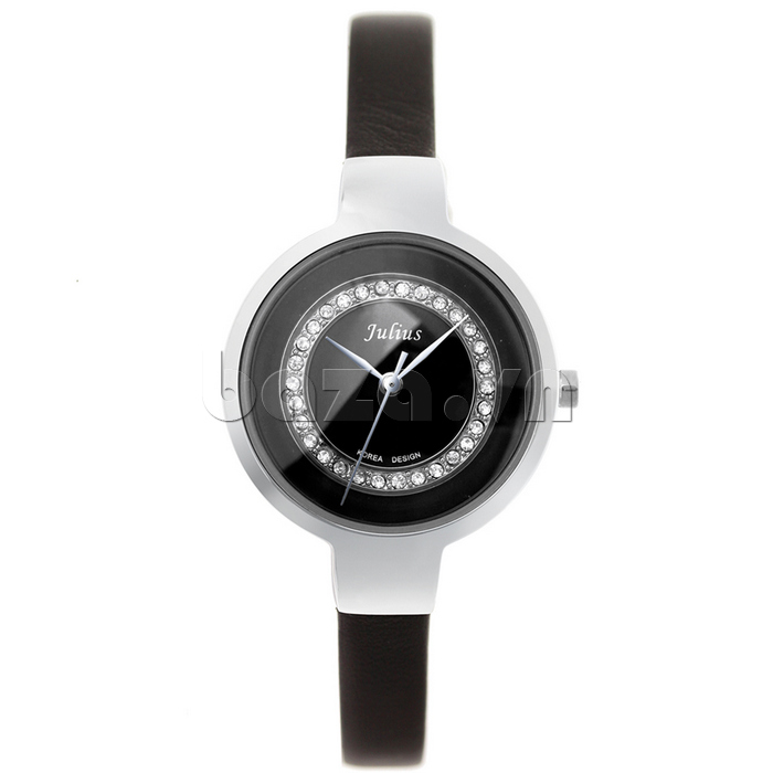 Đồng hồ nữ Julius JA-680 đính đá pha lê