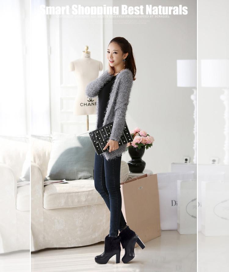 Baza.vn: Giày bốt nữ thời trang YiYa YY5757