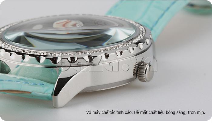 Đồng hồ nữ Mini Moment to Remember vỏ máy chế tác tinh xảo