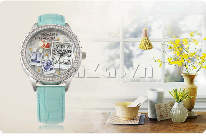 Đồng hồ nữ Mini Moment to Remember được cung cấp tại Baza