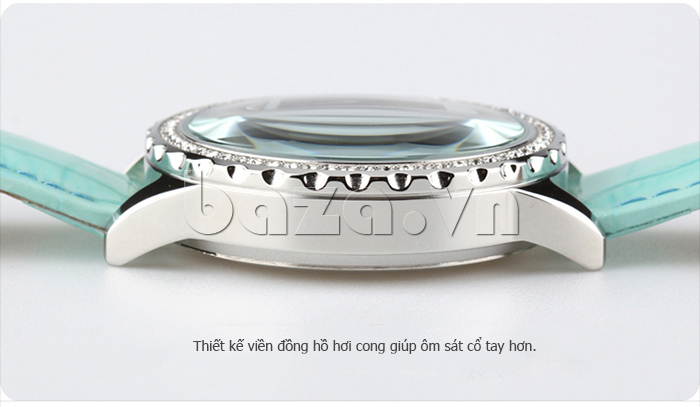 Đồng hồ nữ Mini Moment to Remember thiết kế mới mẻ, ôm sát cổ tay hơn