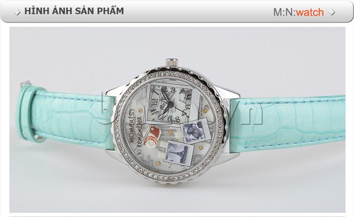 hình ảnh của sản phẩm Đồng hồ nữ Mini Moment to Remember bền đẹp và sang trọng
