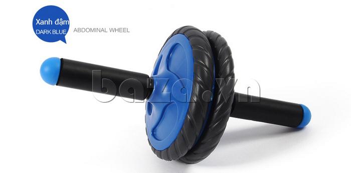Bộ dụng cụ bánh xe tập thể dục EG màu xanh