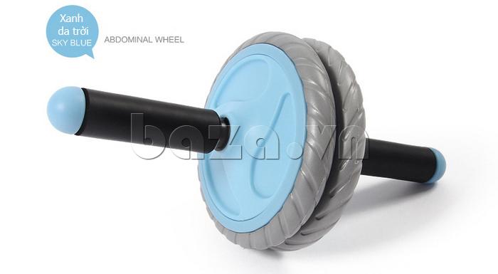Bộ dụng cụ bánh xe tập thể dục EG màu xanh da trời