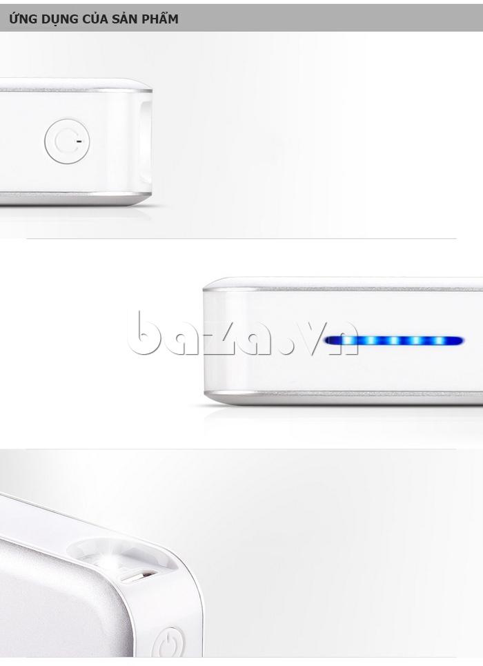 Pin dự phòng di động 13000mA Yoobao YB659 chính hãng