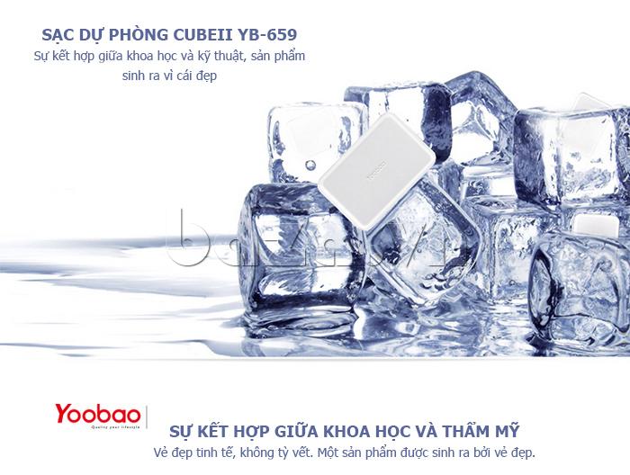 Pin dự phòng di động 13000mA Yoobao YB659