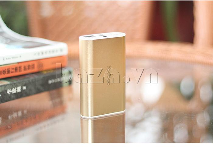 Pin dự phòng di động 6000mAh Yoobao YB-6023 bền