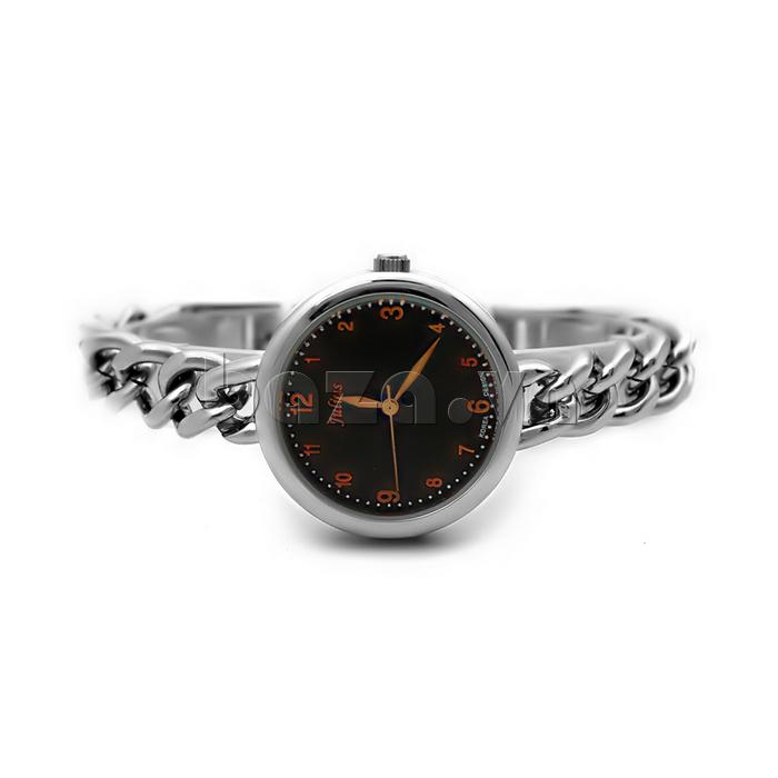 Đồng hồ nữ mặt tròn Julius JA-561 kiểu dáng sang trọng