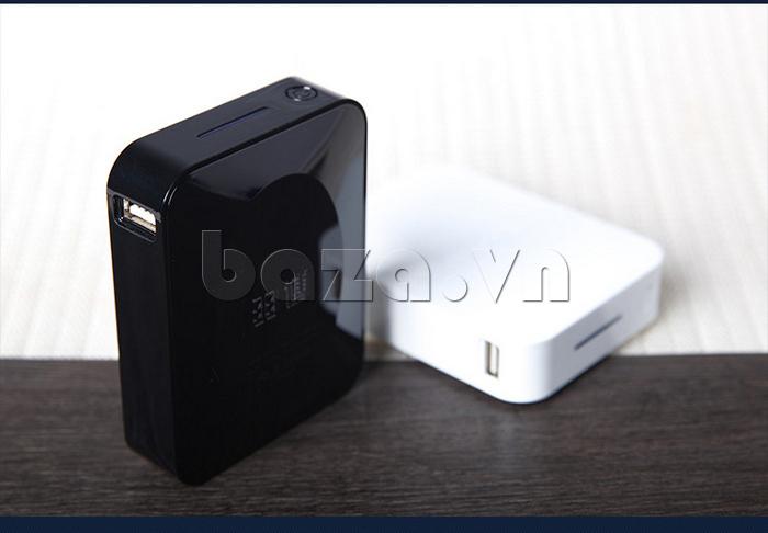 Pin dự phòng di động 10400mA Yoobao YB-647 tiện lợi