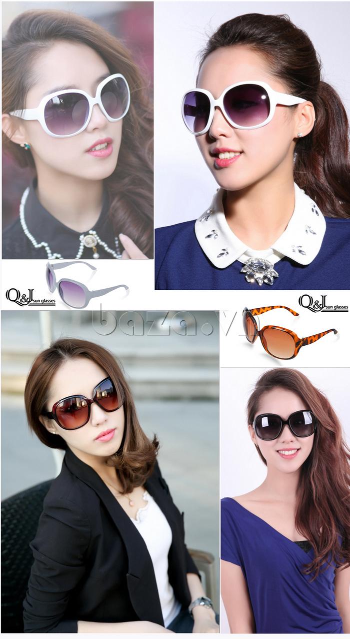 Kính nữ thời trang Q&J 3113
