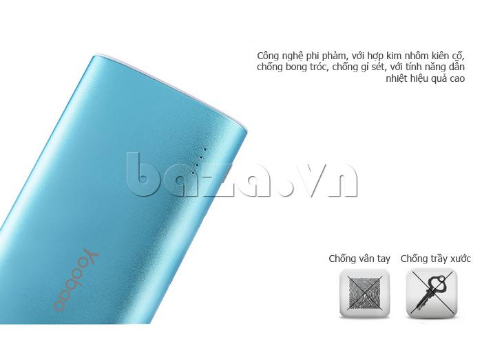 Pin dự phòng di động 13000mAh Yoobao YB-6016 lạ