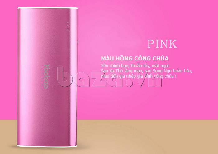 Pin dự phòng di động 13000mAh Yoobao YB-6016 đẹp và hot