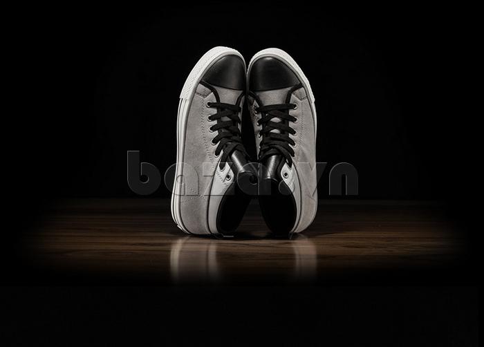 Giày da lộn nam tăng chiều cao Notyet NY-LD4169 cá tính độc đáo
