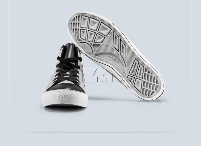 Giày da lộn nam tăng chiều cao Notyet NY-LD4169 trẻ trung