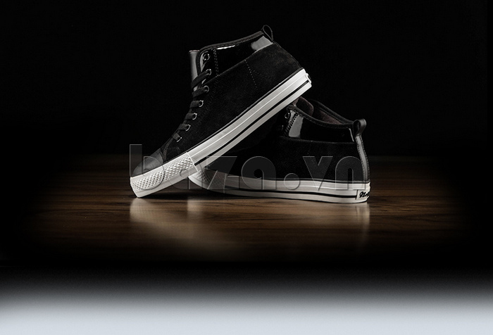 Giày da lộn nam tăng chiều cao Notyet NY-LD4169 sắc màu bóng đêm