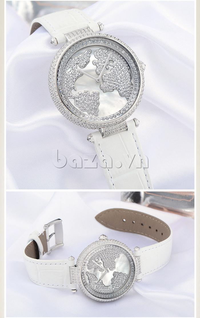 """Đồng hồ nữ """" Đồng hồ nữ Pinch L9506 """" phụ kiện thời trang hữu ích"""