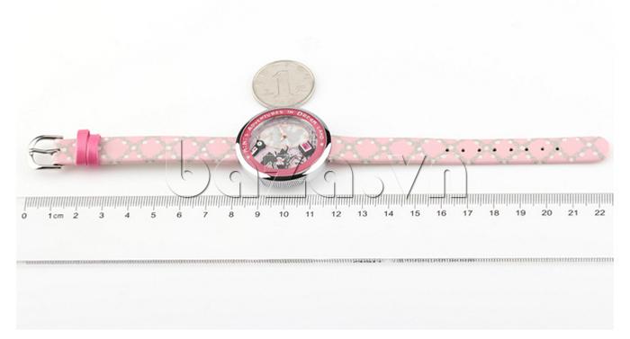 Đồng hồ nữ Mini MN1093 Mặt thỏ ngộ nghĩnh thời trang cuốn hút