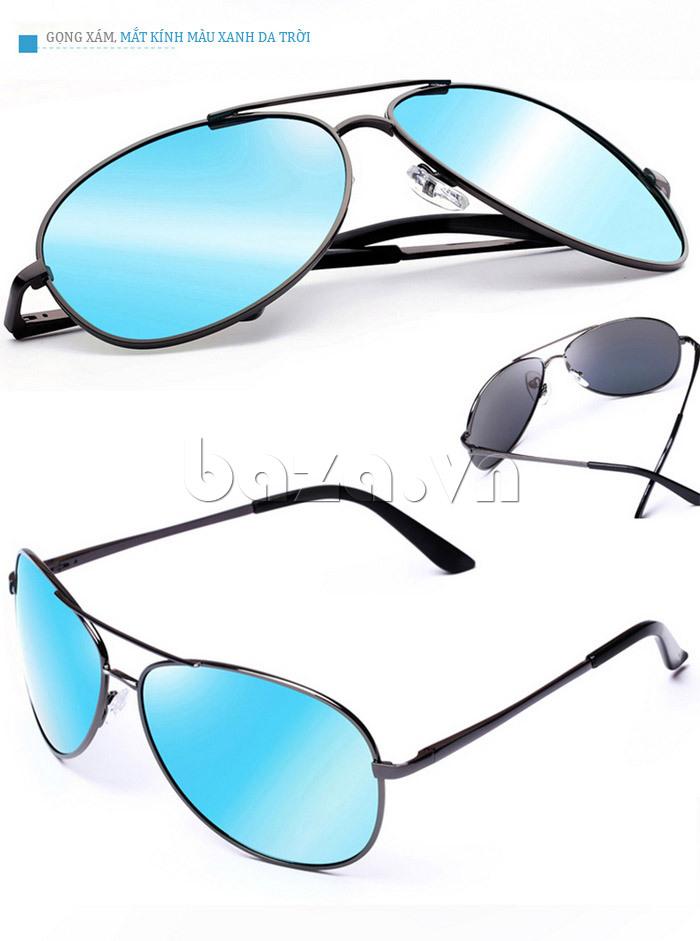 Kính mắt nam Q&J A103 - xanh da trời