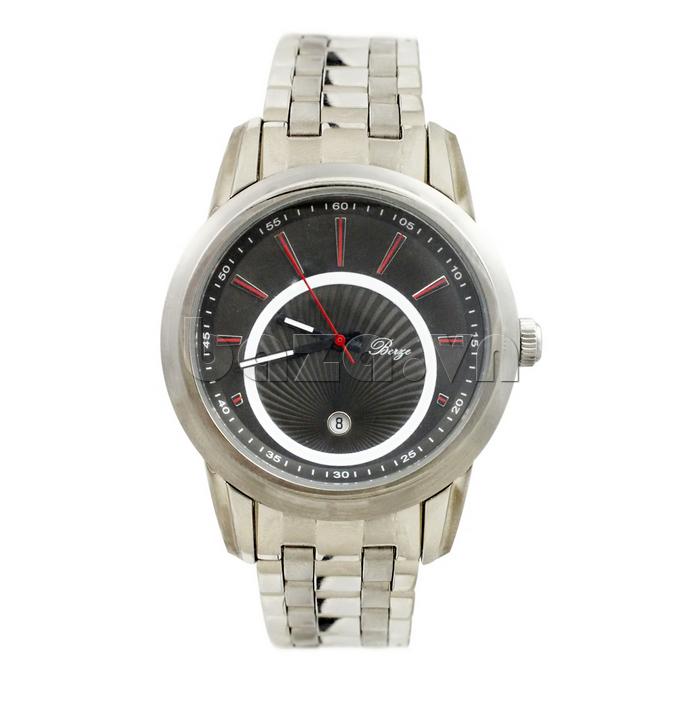 Đồng hồ nam khóa bấm Julius B91021M phong cách thời trang mới