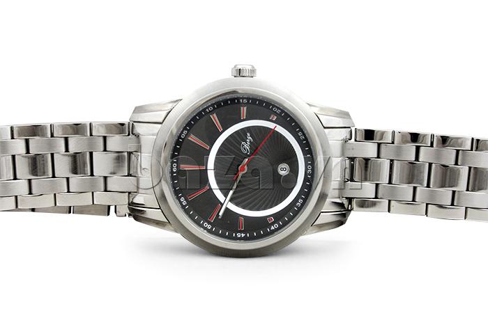 Đồng hồ nam khóa bấm Julius B91021M  bền đẹp