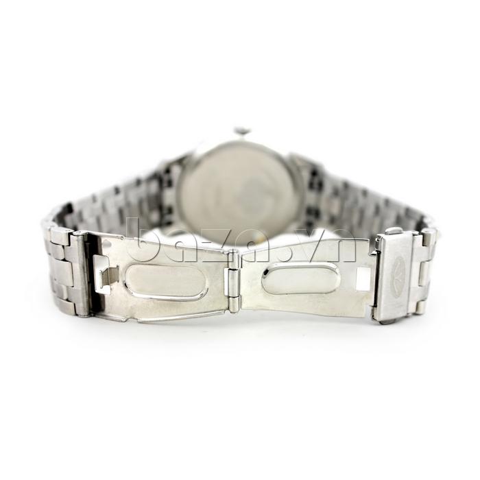 Đồng hồ nam khóa bấm Julius B91021M  trang nhã