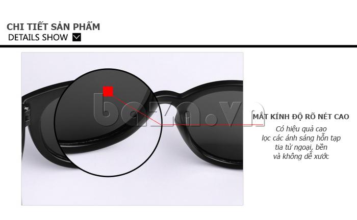 Kính mắt Unisex phân cực BLSBlues 15021 - mắt kính rõ nét