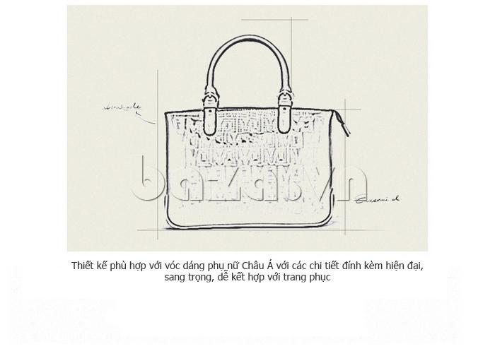 Túi xách nữ Marino Orlandi 7141136 phong cách thời trang Pháp
