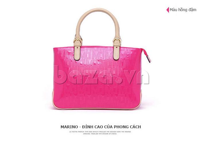 Túi xách nữ Marino Orlandi 7141136 màu hồng