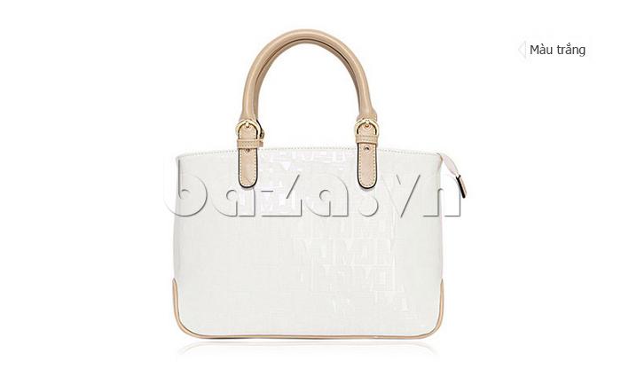 Túi xách nữ Marino Orlandi 7141136 màu trắng