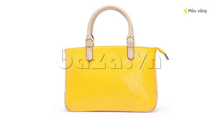 Túi xách nữ Marino Orlandi 7141136 màu vàng