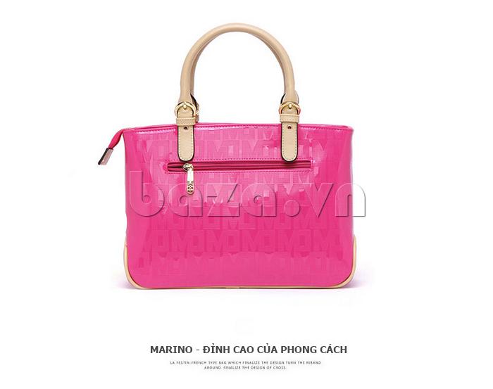 Túi xách nữ Marino Orlandi 7141136 mặt sau