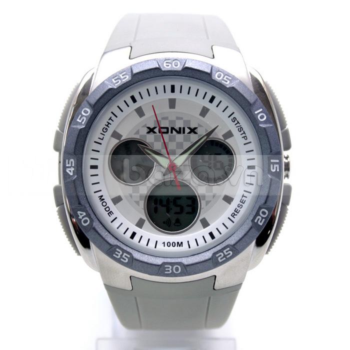 Đồng hồ thể thao Xonix DM kính nhựa quyến rũ