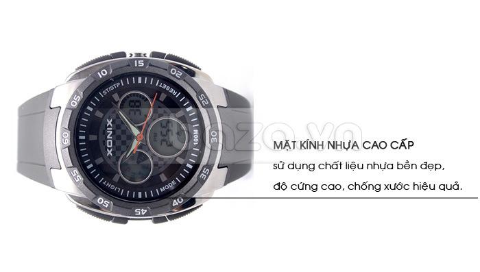 Đồng hồ thể thao Xonix DM kính nhựa thể hiện đẳng cấp
